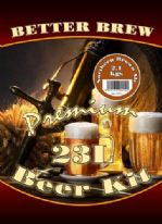 Better Brew Northern Brown Ale 2.1 Kgs Beer Kit